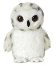 """8"""" Mini Flopsie Snowy Owl Snowy Owl Soft Stuffed Animal Plush"""