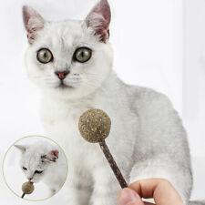 New listing Th_ Lollipop Shape Catnip Ball Cat Toy Kitten Teeth 00004000  Cleaning Snack Silvervine St