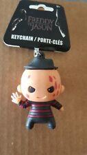 Freddy Vs Jason Key Chain  Monogram