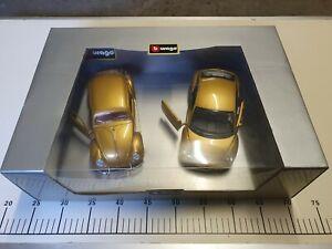 BBurago VW Käfer - VW Beetle Gold 1:18 Sondermodelle