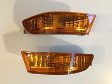 Toyota Mark 2 TOUR 96-98 JZX100 bumper turn signal indicator light set geniune