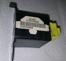 Pontiac Firebird Airbag Sensor Aufprallsensor 16154681