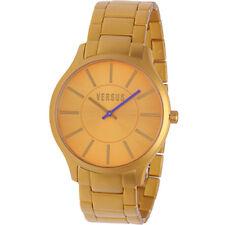 Versus by Versace Women's 3C66300000 'Less' Goldtone Watch