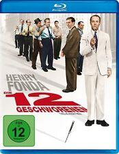 Blu-ray DIE ZWÖLF GESCHWORENEN # v. Sidney Lumet, Henry Fonda # 12 ++NEU