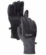 Head Men's Hybrid Glove - Space-dyed Graphite - Size: Small L-9