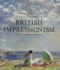"""KENNETH McCONKEY - """"BRITISH IMPRESSIONISM"""" - PHAIDON PRESS 1st Edn - HB/DW(1989)"""