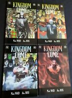 KINGDOM COME (1996) 1 2 3 4 COMPLETE SERIES! VERY HIGH GRADE! ALEX ROSS! DC