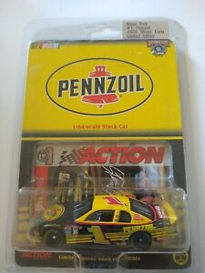 Pennzoil Nascar Steve Park #1 Pennzoil 1998 Monte Carlo Limited Edition...