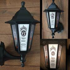 More details for jack daniels light jack daniel's whiskey lantern wall pub bar man cave jd light