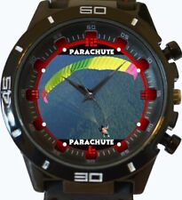 Skyjump Parachute Lover New Gt Series Sports Unisex Gift Watch