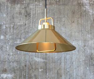 Vintage 60er Lyfa Pendelleuchte Fritz Schlegel 60s Mid-Century Pendant Lamp 70s