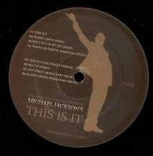 MICHAEL JACKSON This Is It Rarities LP NEW VINYL demos bonus rare
