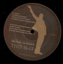 MICHAEL JACKSON This Is It Rarities LP NEW VINYL demos bonus rare