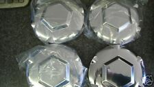 GMC ENVOY FACTORY POLISHED WHEEL CENTER HUB CAPS NEW HOLLANDER 5143