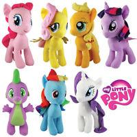 MY LITTLE PONY - FRIENDSHIP IS MAGIC Licensed 20cm Plush Soft Doll Toy BNWT 1pc