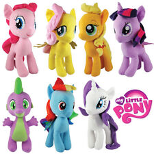MY LITTLE PONY - FRIENDSHIP IS MAGIC Licensed 20cm Plush Soft Doll Toy BNWT 1pc