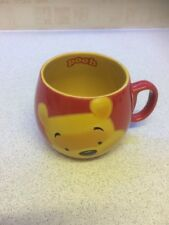 DISNEY Winnie the Pooh Large Barrel Ceramic Mug