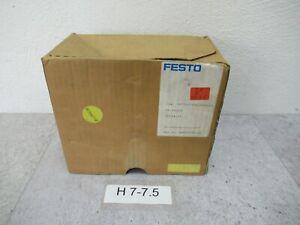 Festo CPV14-VI 18210 Valve Terminal CPV14-GE-DIO1-8 +161362 +162550 Unused