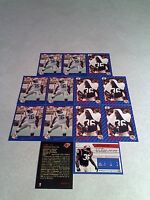 *****Stewart Hill*****  Lot of 21 cards.....3 DIFFERENT / Football / CFL