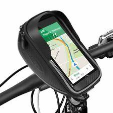 "Funda Soporte para bicicleta moto móvil GPS telefono de 5"" 5,5'' Impermeable"