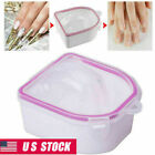 Finger Manicure Quick Soak Off Tray Acetone Proof Beauty Gel Nail Remover Bowls