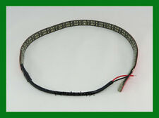 """Maxxima 144 LEDs Cool White Strip Light 24"""" Long Self Adhesive Double Row of LED"""