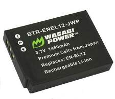 Wasabi Power Battery for Nikon EN-EL12 &Coolpix S6000-6300,S8000-8200,S9050-9700