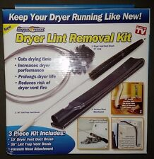 Dryer max, Dryer Lint Removal Kit