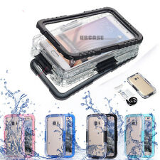 Waterproof Shockproof Hard Full Cover Case for Samsung Galaxy Note 5 / S6 edge+