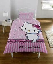 Parures et housses de couette Hello Kitty pour Taie d'oreiller