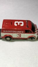 Vintage Tyco #3 Maintenance Truck Van Slot Car Maintenance Slot Car Tyco Parts