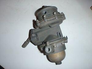 REBUILT AC Fuel & Vacuum Pump 1941-1950 Pontiac 8-cyl 41 42 46 47 48 49 50 # 539