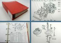 O&K L15i Ersatzteilliste Parts Catalogue