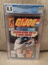 G. I. Joe #94, CGC 8.5, 1989, Marvel Comics, White Pages