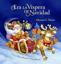 Era la Vispera de Navidad by Clement C Moore (Hardback, 2012)