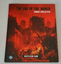THE END OF THE WORLD ZOMBIE APOCALYPSE by Fantasy Flight RPG Horror