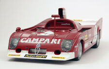 1/18 AutoArt 1975 ALFA ROMEO TIPO 33 TT12 #2 - PESCAROLO/BELL - SPA 1000 KM WIN
