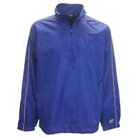 Rawlings Men's Dobby 1/4 Zip Golf Windshirt