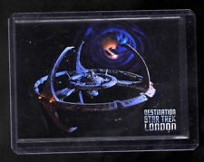 Star Trek Destination Star Trek London promo card