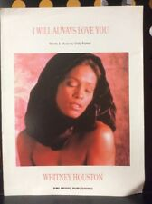 I Will Always Love You By Dolly Parton Sheet Music (1973)