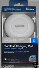 Samsung Wireless Charging Pad For QI Compatible Devices - White OPEN BOX