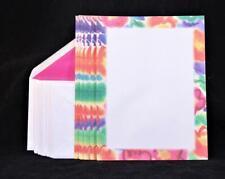 Vintage Stuart Hall Whitings Boxed Stationery Set 20 Sheets & 14 Envelopes. NIB
