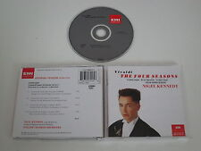 VIVALDI/THE FOUR SEASONS, NIGEL KENNEDY(EMI CLASSICS 7243 5 56253 2 8) CD ALBUM