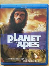 Planet of the Apes (Blu-ray Disc, 2008) Charlton Heston, Roddy McDowall