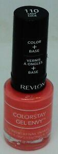 Revlon Color Stay Gel Envy Longwear Nail Enamel Nail Polish LADY LUCK #110