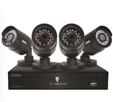 UNIDEN B6440D 720p 4 Camera, 4 Channel Security System w/ 500 GB Hard Drive