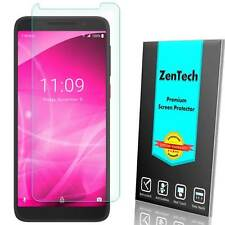 ZenTech Tempered Glass Screen Protector Guard Saver Shield For T-Mobile Revvl 2
