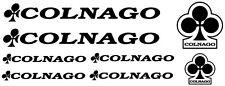 8 pegatinas de vinilo Colnago  para bicicleta,no 295