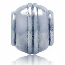 AUTH Nagara 925 Sterling Silver Ball European Charms Bead