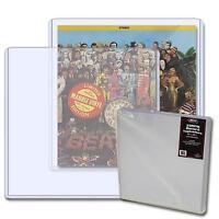 Pack of 5 BCW  Topload Holder (Toploader) for 33 1/3 RPM Vinyl Record Albums